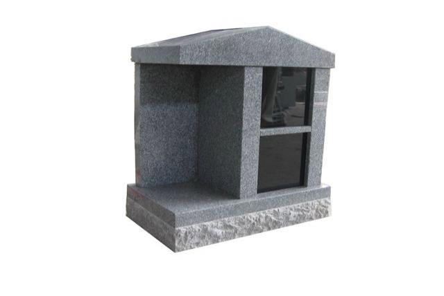 Granite Columbaria and Mausoleum Units