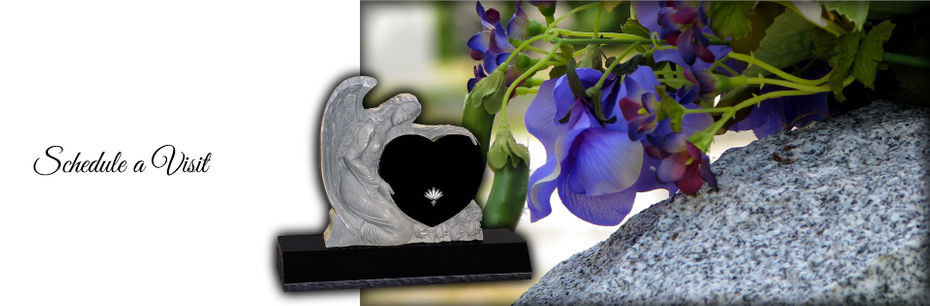 We specialize in affordable and custom-made monuments to remember your loved ones. | Schedule a Visit